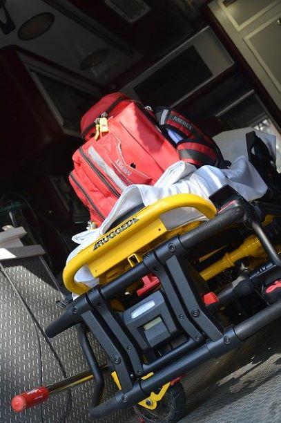 ems emergency paramedic
