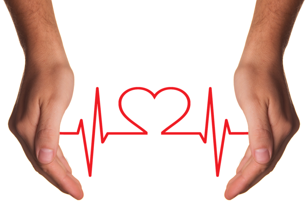 心電図 命を守る 命 胸骨圧迫 AED