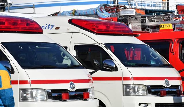 消防 消防車 救助車