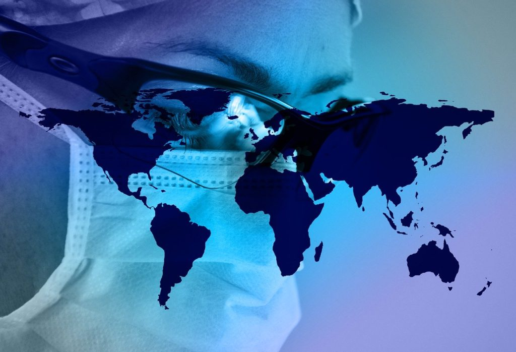 新型コロナウイルス インフルエンザ   死亡者数 増加 恐怖 アジア風邪 感染 感染症 高齢化 気候変動
